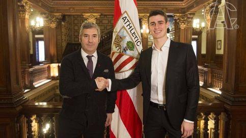 Kepa da calabazas al Real Madrid y anuncia su renovación con el Athletic