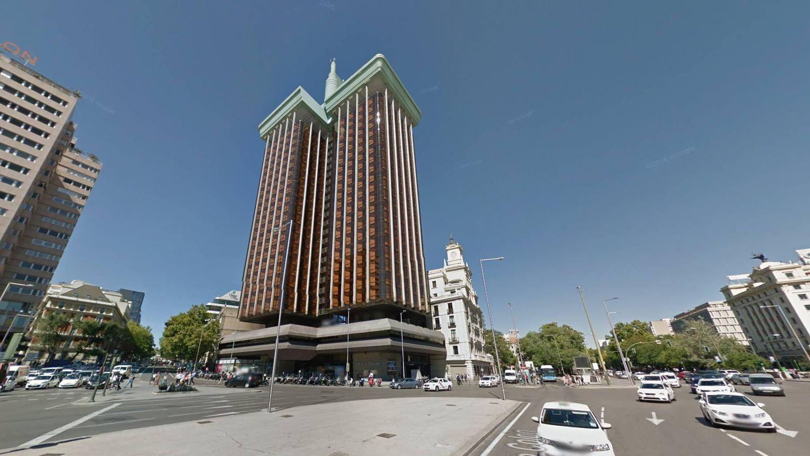 Foto: Torres de Colón, propiedad de Mutua Madrileña.