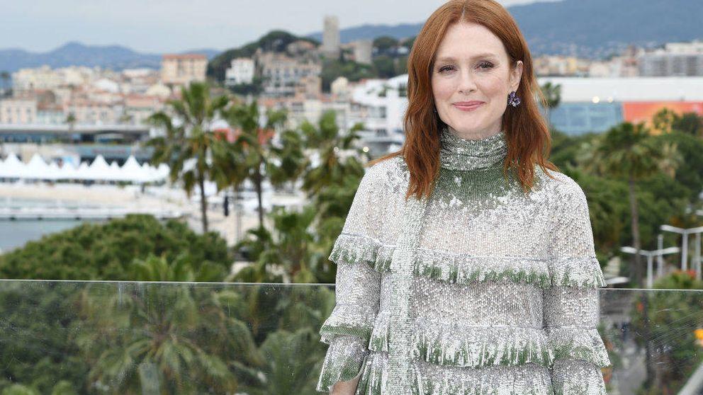 Julianne Moore o cómo arrasar con 58 años en la alfombra roja de Cannes
