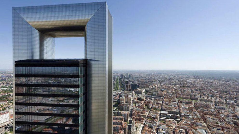 Cepsa alquila la millonaria Torre Bankia con una opción de compra