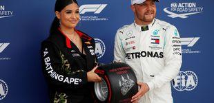 Post de Fórmula 1: Pole de Bottas, nuevo doblete de Mercedes y fiasco de Carlos Sainz (13º)