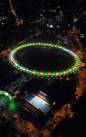 El histórico estadio de Maracaná celebra sus sesenta años