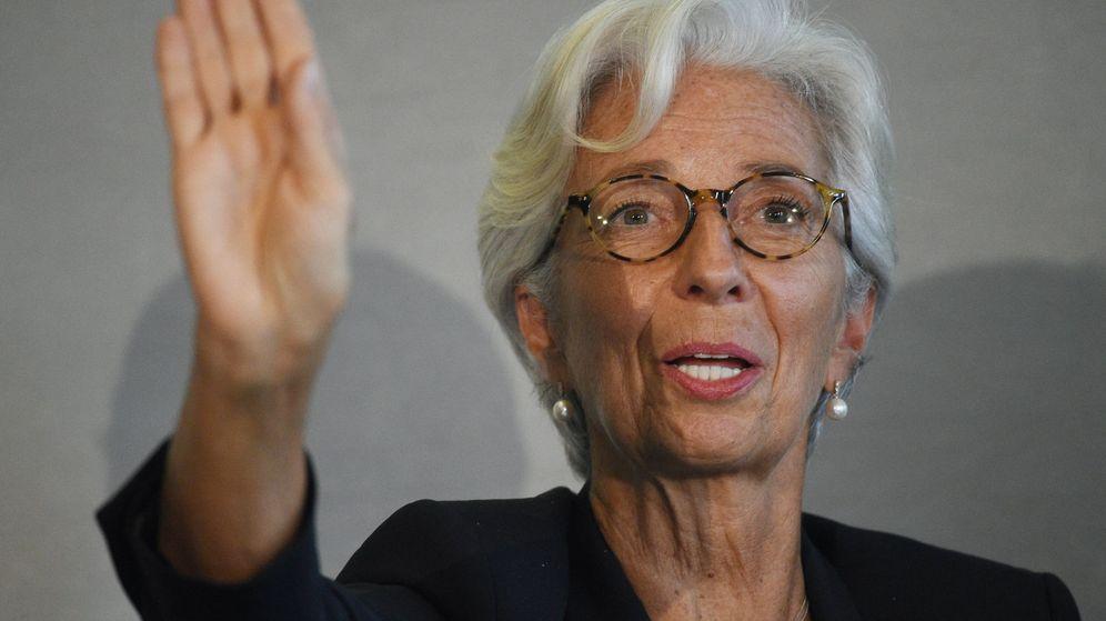 Foto: La directora gerente del FMI, Christine Lagarde (Efe)
