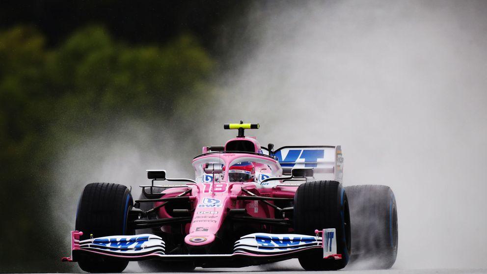 Renault dispara contra el 'Mercedes Rosa': si no puedes en la pista, lo intentas fuera de ella