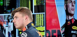 Post de El punto negro que frenó en seco la espectacular racha de Max Verstappen
