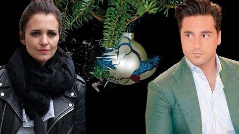 La primera 'bronca' navideña de David Bustamante y Paula Echevarría
