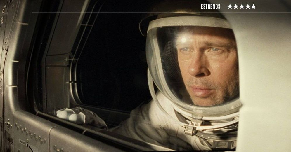 Foto: Brad Pitt protagoniza 'Ad Astra', la última odisea de James Grey. (Fox)