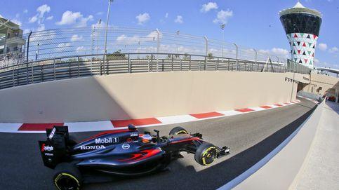 Alonso, a menos de un segundo de Mercedes, que arrasa en los libres