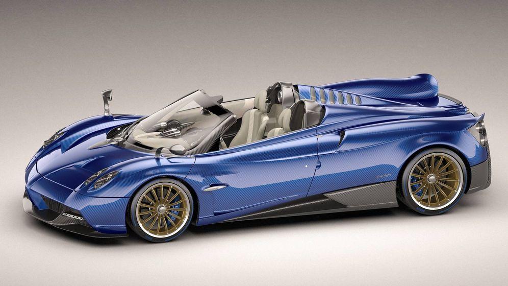 Foto: Pagani, coches exclusivos desde 1992