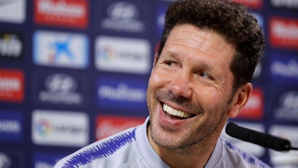 El sueldazo de Simeone para renovar con el Atlético de Madrid