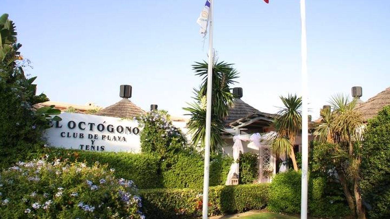 El Octógono, en Sotogrande, Cádiz.