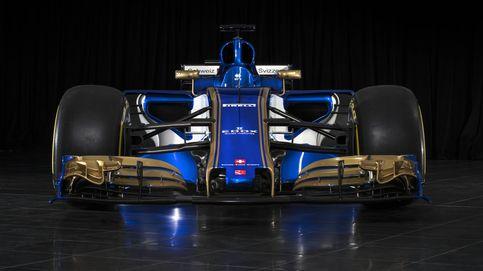 La aleta de tiburón vuelve a la Fórmula 1: Sauber, primer monoplaza de 2017 presentado