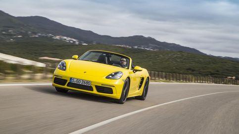 Al volante del nuevo Porsche 718 Boxster