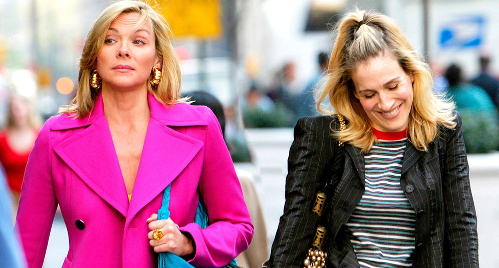 Foto: Kim Cattrall y Sarah Jessica Parker. (Gtres)