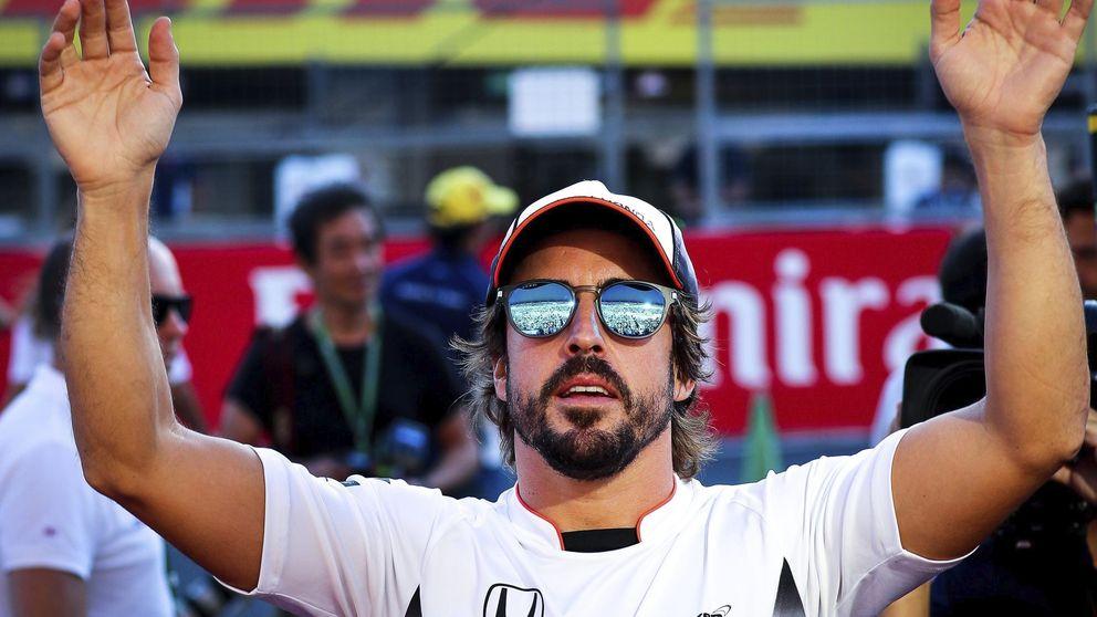 Alonso: Los japoneses sienten Honda como si fuese un país contra el mundo