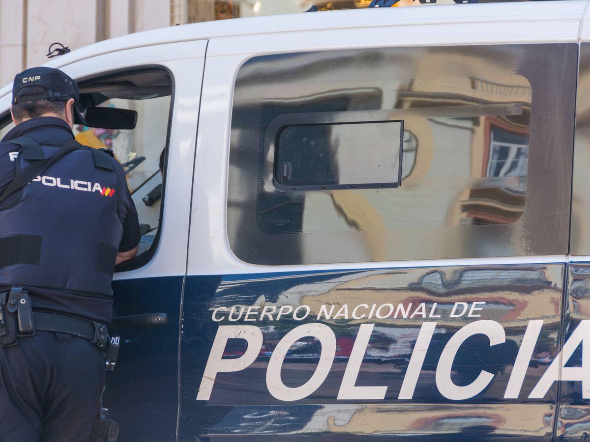 Foto: Un agente de Policía Nacional. (iStock)