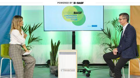 Baterías recicladas para apagones y un 'take away' sostenible: premios BASF