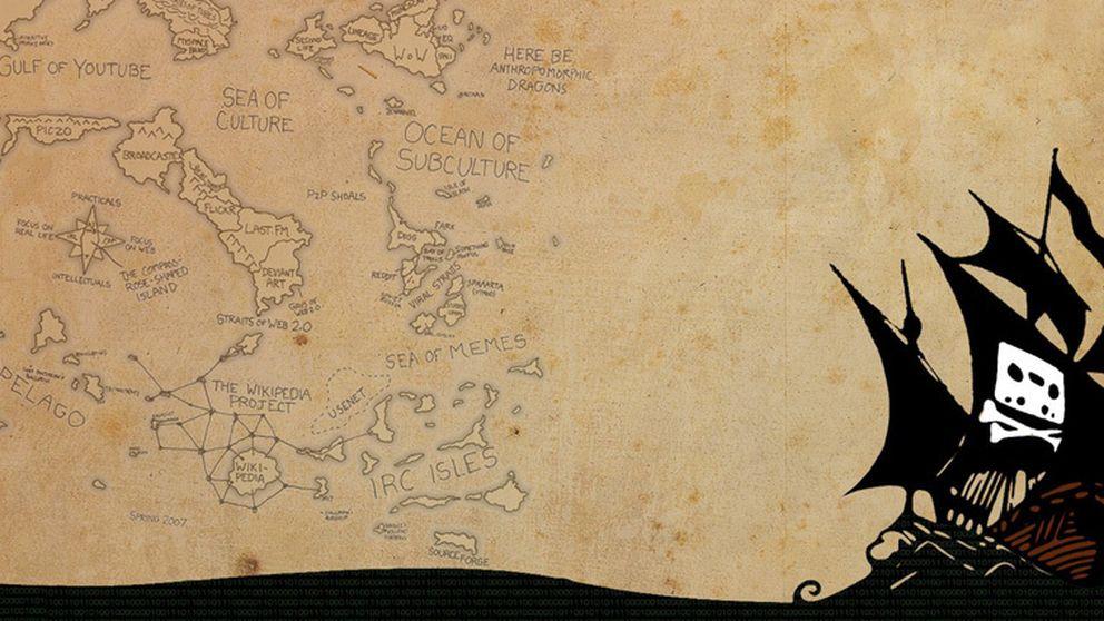 Continúa la ofensiva: Francia bloquea The Pirate Bay