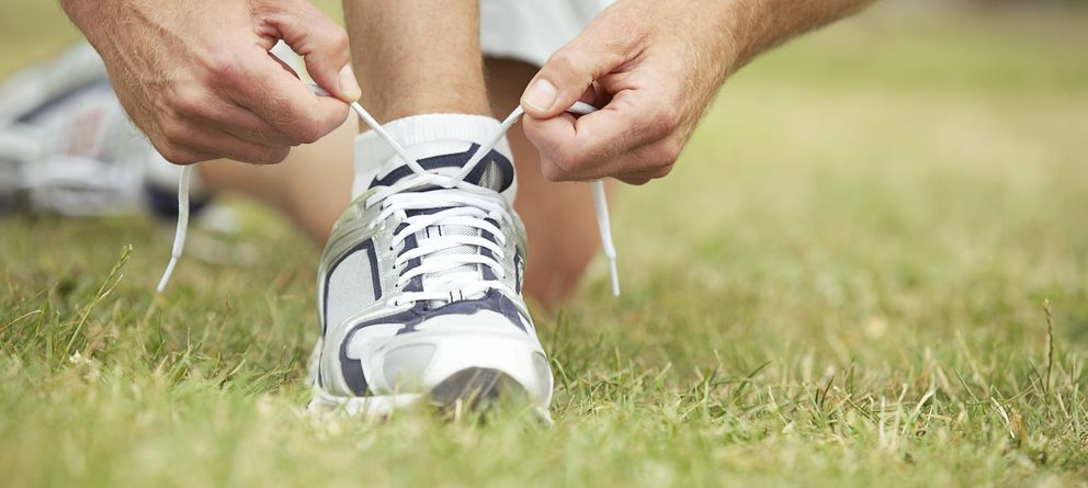 La forma correcta (y más higiénica) de lavar unas zapatillas de deporte
