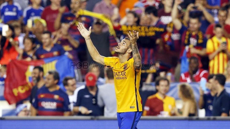 El Barcelona hace importante a Sandro pero pierde por penaltis ante el Chelsea