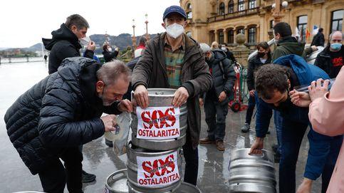 El Tribunal Superior autoriza reabrir la hostelería en la 'zona roja' del País Vasco