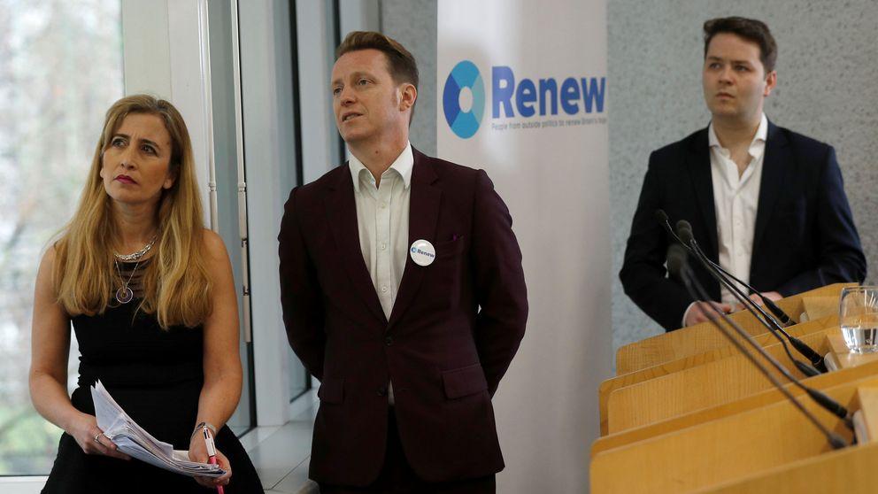 """Renew, el partido del que todos hablan: """"Confiamos en poder revertir el Brexit"""""""
