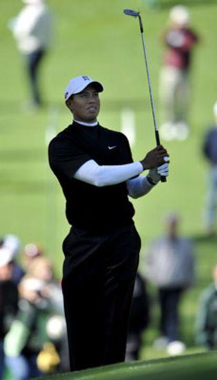 Foto: La buena forma de Tiger dinamita el Masters de Augusta
