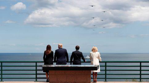 Aniversario del desembarco en Normandía y Roland Garros: el día en fotos