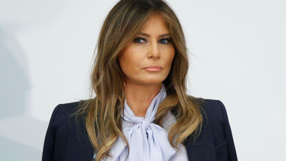 Foto: Melania Trump, en una imagen de archivo. (Reuters)