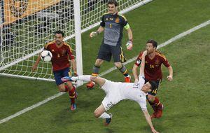 Xavi sale en defensa de Casillas: Xabi Alonso exageró con Neuer