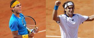 Nadal y Ferrer se verán las caras en la final de Roma