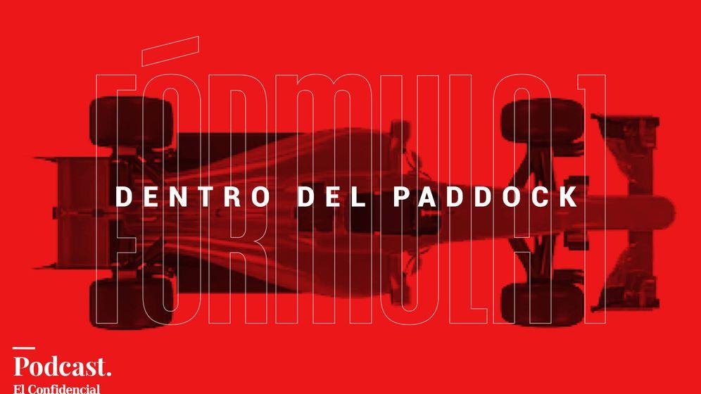 Foto: 'Dentro del paddock': un 'podcast' de El Confidencial