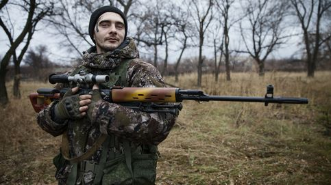 Francotiradores en Ucrania: ponemos cara a quienes intentan no ser vistos