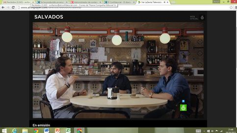 Lecciones políticas y mediáticas en el bar Tío Cuco