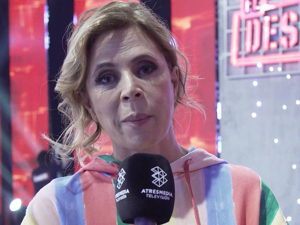 Foto: Agatha Ruiz de la Prada, concursante de 'El desafío'. (Atresmedia)