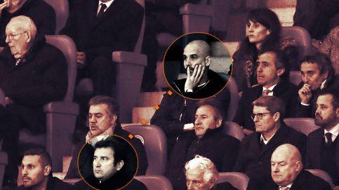 El clan catalán que ha prendido fuego al Manchester City con petróleo de Abu Dabi