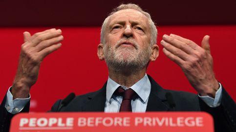 Corbyn pide elecciones en Reino Unido tan pronto quede descartado un Brexit 'duro'
