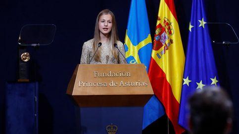Leonor en los Premios Princesa de Asturias y sus 8 looks para recordar