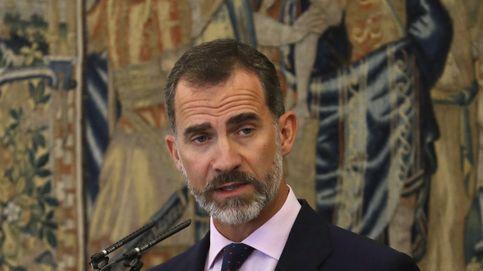 El Rey lanza un alegato en defensa del empresario como generador de bienestar