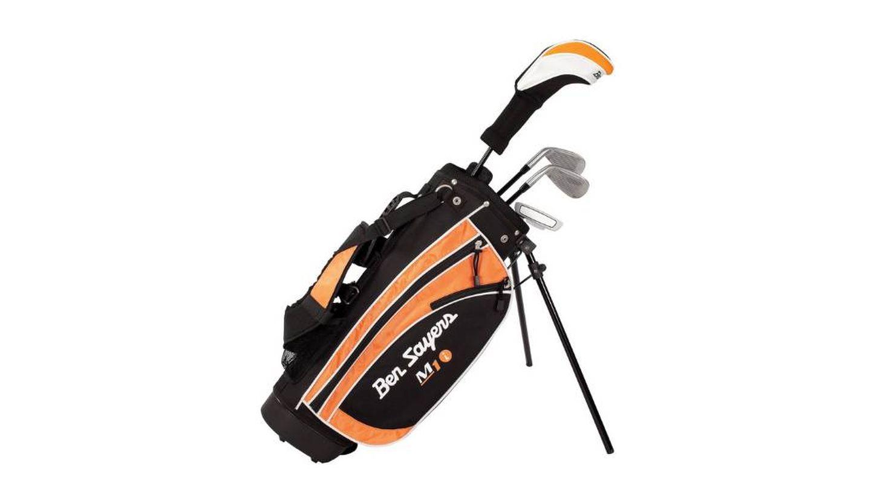 Set de golf con trípode para niños Ben Sayers