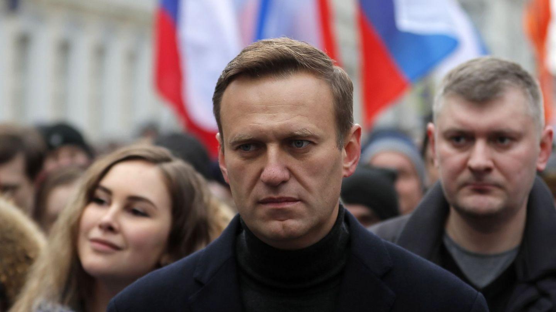 Alekséi Navalni. (Reuters)