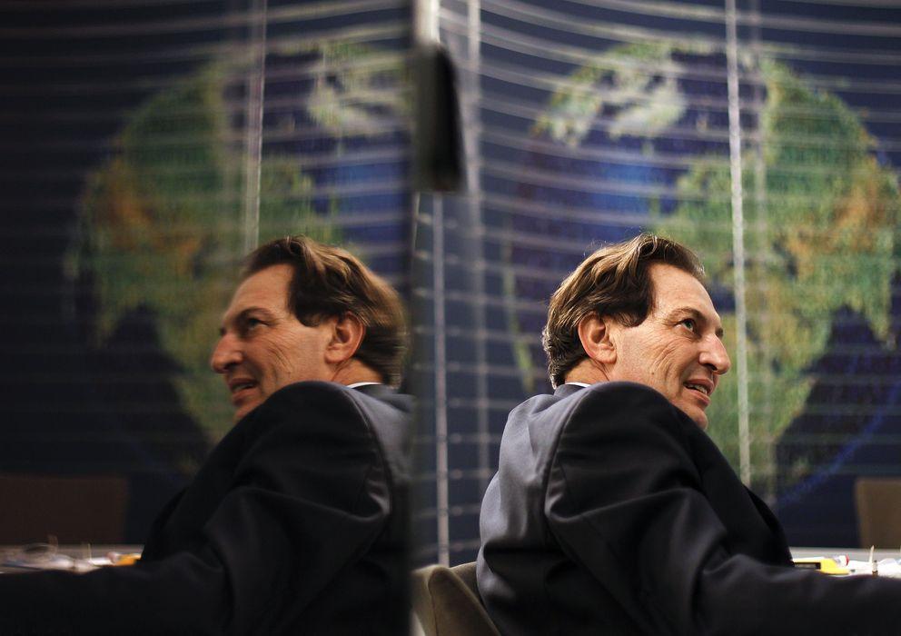 Foto: Rosario Crocetta, presidente de Sicilia, durante una entrevista en Roma en noviembre de 2012 (Reuters).