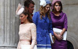 La envidia de las hermanas York hacia la duquesa de Cambridge
