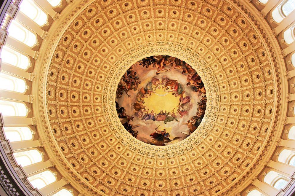 Foto: La cúpula de una iglesia (Pexels)