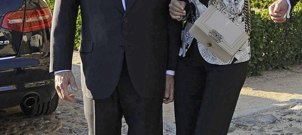 Foto: Alicia Koplowitz y el duque de Huéscar en una imagen de archivo