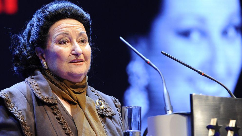 Montserrat Caballé pacta con el fiscal y acepta medio año de cárcel