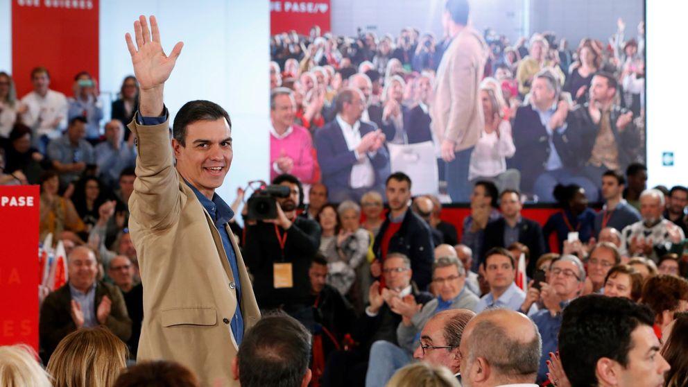 Sánchez se vuelca en campaña en la España urbana (pero no Madrid) y el voto indeciso