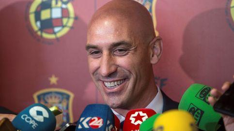 Mediapro se querellará contra Luis Rubiales, presidente de la RFEF