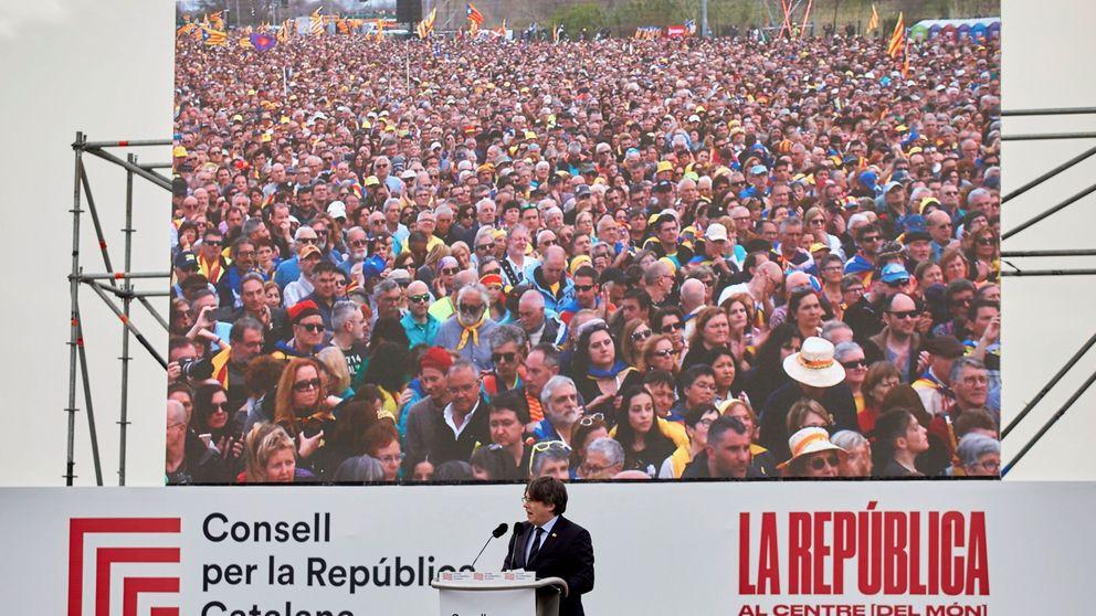 Desencuentro en Waterloo: Bonvehí se niega a dejar el PDeCAT a Puigdemont