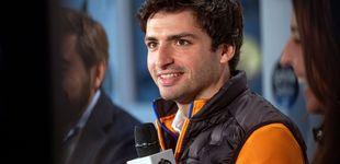 Post de Así vuelve Carlos Sainz a McLaren tras